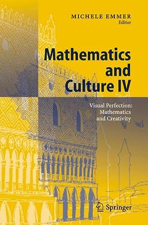 Mathematics and Culture IV: Michele Emmer