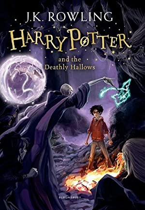 Harry Potter 7 and the Deathly Hallows: Joanne K. Rowling