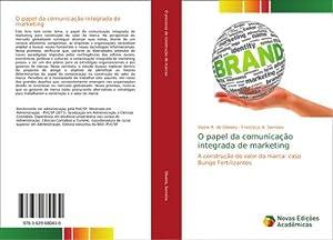 O papel da comunicação integrada de marketing: Elaine R. de