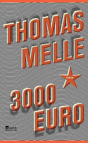 3000 Euro: Thomas Melle