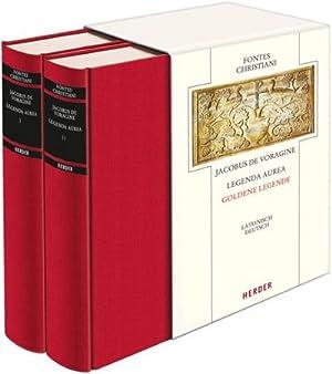 Legenda aurea - Goldene Legende : Legendae: Jacobus de Voragine