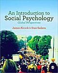 An Introduction to Social Psychology: James Alcock
