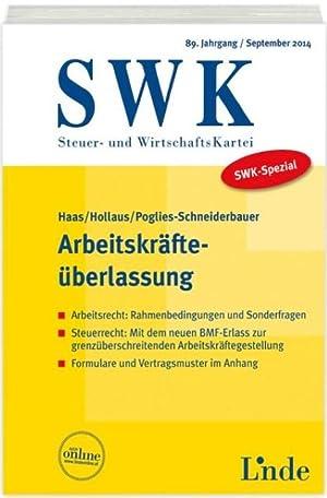 Arbeitskräfteüberlassung Von Schrattbauer Birgit 9783700761952