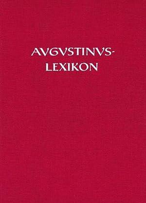 Augustinus Lexikon : Cor - Fides. LII,: Cornelius Mayer