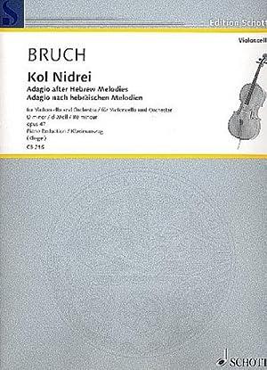 Kol Nidrei op. 47 : Adagio nach: Max Bruch