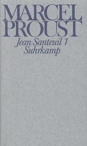 Werke. Frankfurter Ausgabe : Werke III. Band: Marcel Proust