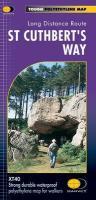St Cuthbert's Way: Harvey Map Services Ltd