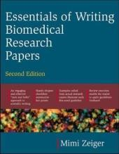 Essentials of Writing Biomedical Research Papers: Mimi Zeiger