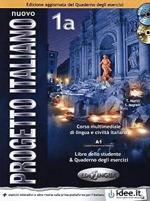 Nuovo Progetto italiano Libro dello studente &: Telis Marin
