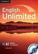 English Unlimited Starter Coursebook with e-Portfolio: Adrian Doff
