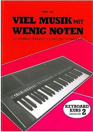 Viel Musik mit wenig Noten 02: Stefan Laad