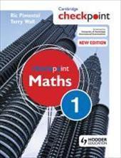 Checkpoint Maths: Book 1: Ric Pimentel