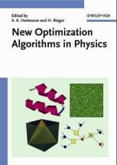 New Optimization Algorithms in Physics: Alexander K. Hartmann