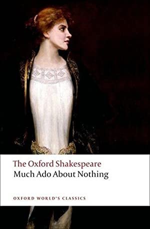an analysis of the play much ado about nothing written by william shakespeare in the 1600s Much ado about nothing deception is one of the main themes throughout the play which grows out of the game of love deceit is not inherently evil it can be used as means to good or bad ends as well as having the theme of deception, the form of the play itself is deceptive.