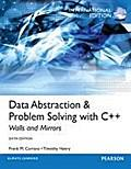 Data Abstraction & Problem Solving with C++: Frank M. Carrano