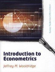 Introductory Econometrics : Europe, Middle East and: Jeffrey M. Wooldridge