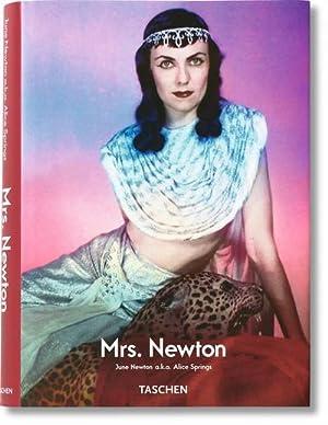 Mrs. Newton: June Newton