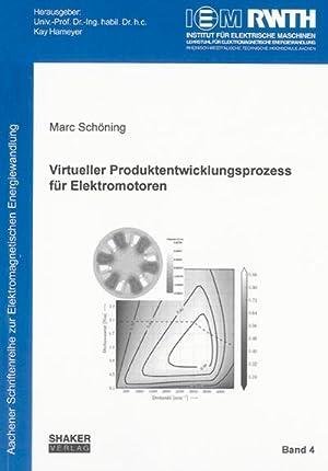 Virtueller Produktentwicklungsprozess für Elektromotoren: Marc Schöning