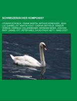 Schweizerischer Komponist