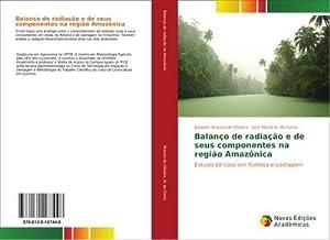 Balanço de radiação e de seus componentes: Joaquim Branco de