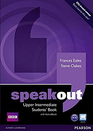 Speakout Upper Intermediate Students' Book (with DVD: Frances Eales