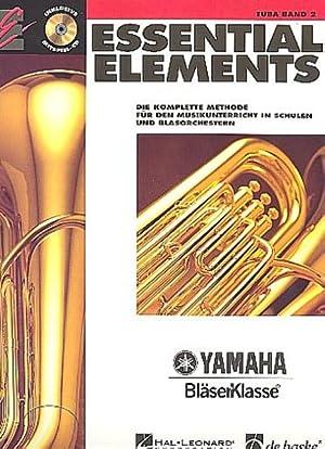Essential Elements 02 für Tuba (BC)