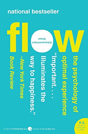 Flow, English edition : The Psychology of: Mihaly Csikszentmihalyi