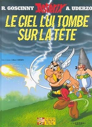 Asterix Französische Ausgabe 33. Le Ciel lui: Rene Goscinny