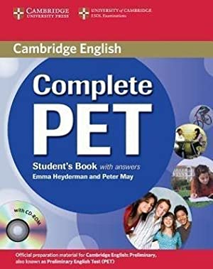 Complete PET Student's Book with answers with: Emma Heyderman