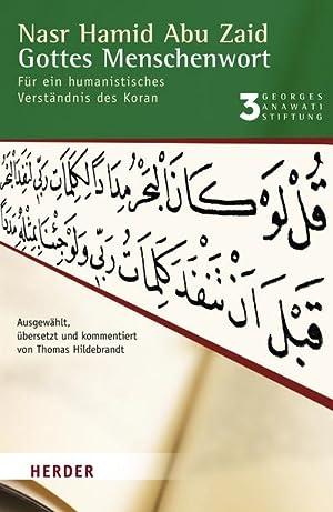 Gottes Menschenwort: Nasr Hamid Abu