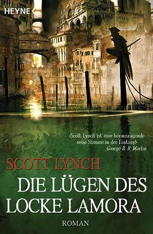 Die Lügen des Locke Lamora: Scott Lynch