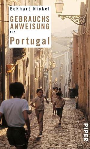 Gebrauchsanweisung für Portugal: Eckhart Nickel