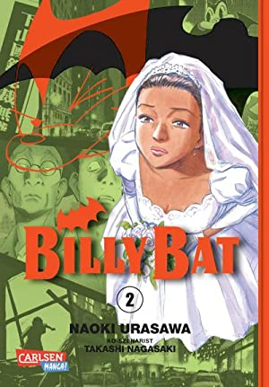 Billy Bat 02: Naoki Urasawa