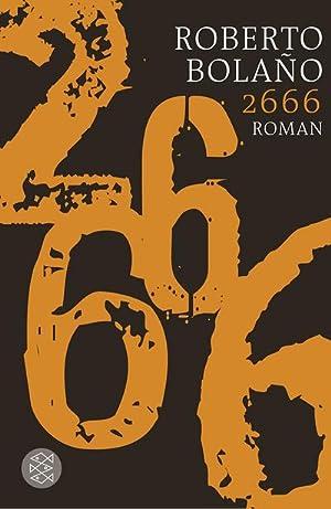 2666: Roberto Bolano