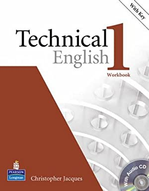 Technical English Level 1 Workbook with Key/CD: Christopher Jacques