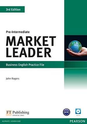 Market Leader. Pre-Intermediate Practice File (with Audio: John Rogers