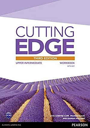 Cutting Edge, Upper-Intermediate, 3rd Edition Workbook with: Jane Comyns Carr