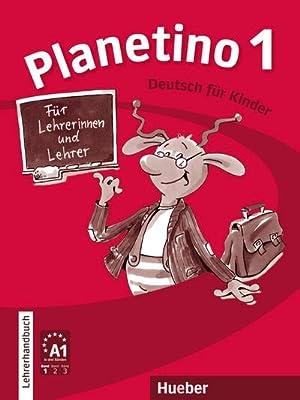 Planetino 1. Lehrerhandbuch: Siegfried Büttner