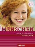 Menschen A1/1. Lehrerhandbuch: Susanne Kalender