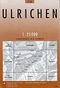 Swisstopo 1 : 25 000 Ulrichen