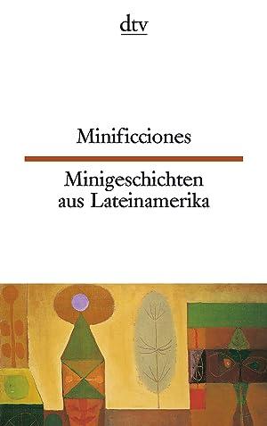 Minificciones / Minigeschichten aus Lateinamerika: Erica Engeler