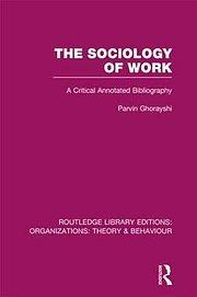 Sociology of Work: Parvin Ghorayshi