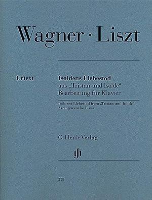 """Isoldens Liebestod aus """"Tristan und Isolde"""" : Richard Wagner"""