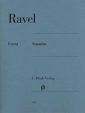 Sonatine: Maurice Ravel