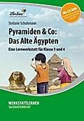 pyramiden co das alte gypten grundschule sachunterricht klasse 3 4 von stefanie. Black Bedroom Furniture Sets. Home Design Ideas