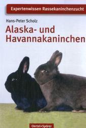 Alaska- und Havannakaninchen: Hans-Peter Scholz