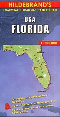 Karte Florida Miami.United States Florida 1 700 000