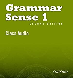 Grammar Sense 1. 2nd edtition: Susan Kesner