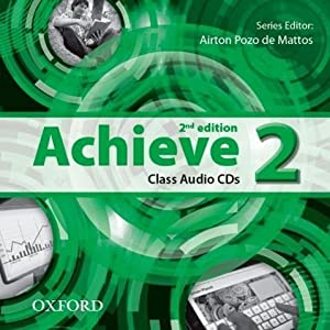 Achieve 2nd Edition 2: Class CD