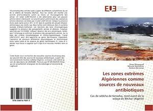 Les zones extrêmes Algériennes comme sources de: Omar Messaoudi